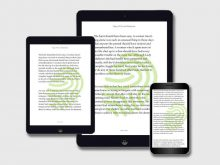 Flexedo, services pour l'édition : Flexlibris watermark, protection forte et traçable des ebooks.