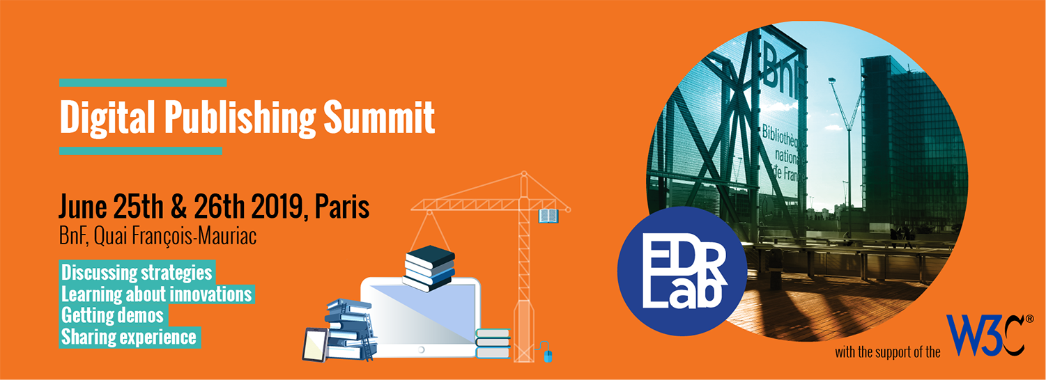 Digital Publishing Summit 2019